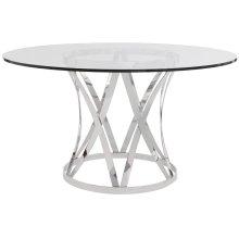 Gustav Metal Dining Table