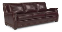 Raleigh Leather Sofa
