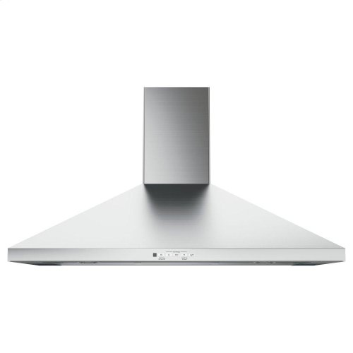 "36"" Wall-Mount Pyramid Chimney Hood- OUT OF CARTON"