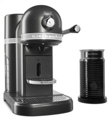 Nespresso® by KitchenAid® with Milk Frother - Slate