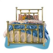 Hamilton Brass Bed - #105