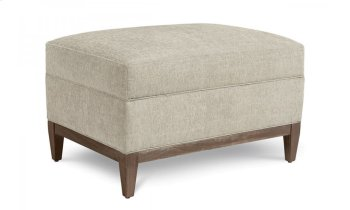 Cityscapes Astor Pearl Ottoman Product Image