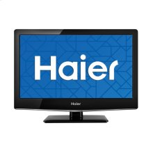 "19"" Class 720p LED HDTV DVD Combo"