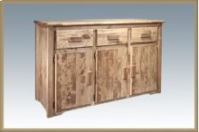 Homestead Sideboard - Stained and Lacquered