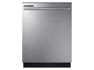 Top Control Dishwasher with Stainless Steel Door Product Image