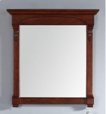 "Brookfield 39.5"" Mirror, Warm Cherry"