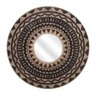 Aztec Embroidered Wall Mirror Product Image