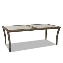 """Amure 84"""" Dining Table"""