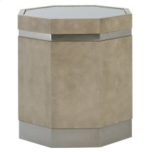 Mosaic Octagonal End Table