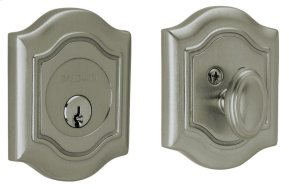 Antique Nickel Bethpage Deadbolt