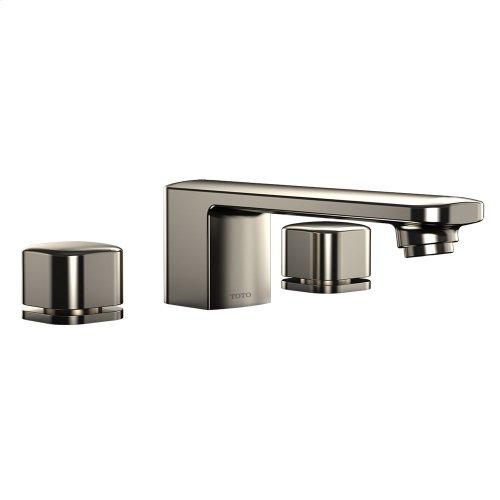 Upton™ Deck-Mount Tub Filler Trim - Brushed Nickel