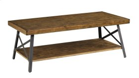 Emerald Home Chandler Cocktail Table Natural T100-0