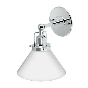 Cafe Lighting Sconces in Chrome Product Image