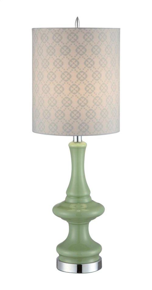 Lumina Green Table Lamp