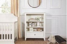 Warm White Emma Regency Bookcase