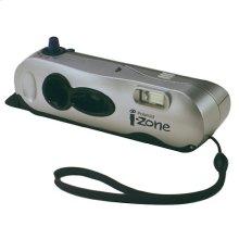 Polaroid Silver Edition i-Zone Pocket Instant Camera