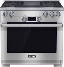 "HR 1136 GD 36"" All Gas Range - G"