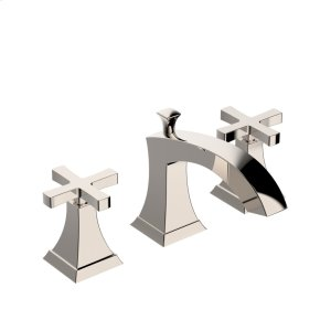 Widespread Lavatory Faucet Hudson (series 14) Polished Nickel (1)