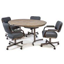 Table Base (black nickel)