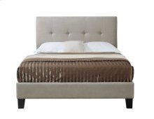 Emerald Home Harper Upholstered Bed Kit Cal King Taupe B129-13hbfbr-05