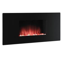 Zen Wall electric Fire Display