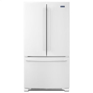 MaytagMaytag® 36-Inch Wide French Door Refrigerator - 25 Cu. Ft. - White