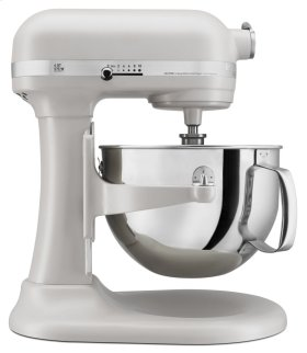Pro 600 Series 6 Quart Bowl-Lift Stand Mixer - Matte Milkshake