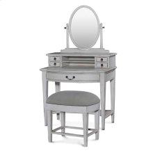 Aries Dressing Vanity w/ Stool Set