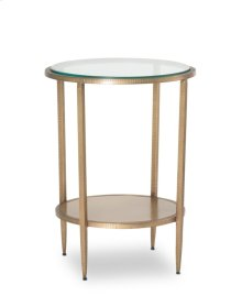 Owens Round Side Table