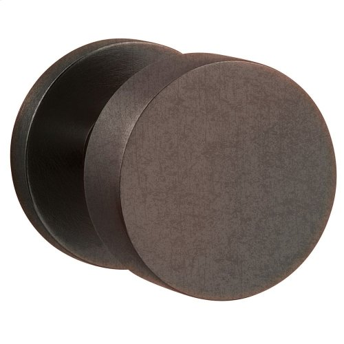 Distressed Venetian Bronze 5055 Estate Knob