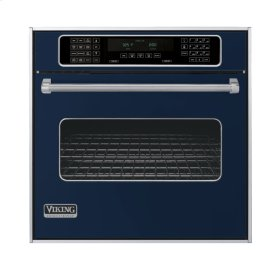 """Viking Blue 30"""" Single Electric Touch Control Premiere Oven - VESO (30"""" Wide Single Electric Touch Control Premiere Oven)"""