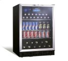 "Ricotta 24"" single zone beverage center. Product Image"