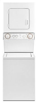 1.5 cu.ft Gas Stacked Laundry Center 6 Wash and 6 Dry cycles Product Image