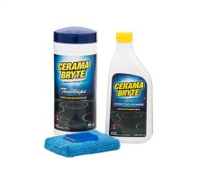 Cerama Bryte Complete Cooktop Cleaning Kit