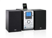 160W Slim 5 CD Changer with iPod Dock