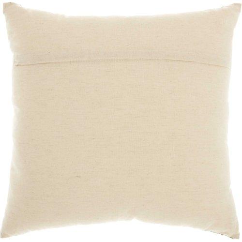 "Trendy, Hip, New-age Rn786 Natural 18"" X 18"" Throw Pillows"
