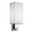 Santiago Collection Santiago 1 Light Fluorescent Wall Sconce - NCH Product Image