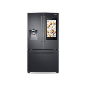 Samsung Appliances28 cu. ft. Family Hub 4-Door Flex Refrigerator in Black Stainless Steel