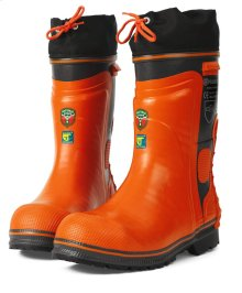 Rubber Logger Boots