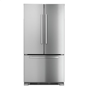 "BOSCHSerie  6 36"" Counter-Depth French Door Bottom-Freezer 800 Series - Stainless Steel B22CT80SNS"
