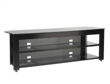 Three-shelf Widescreen Lowboy Rigid strength and contemporary design in an affordable package