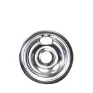 Smart Choice 6'' Chrome Drip Pan Product Image
