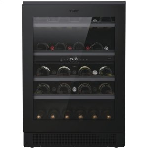 "Vintec24"" Under Counter Dual Zone Wine Cellar"