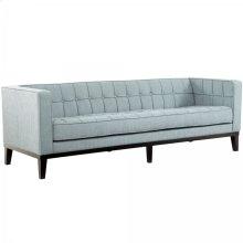 Roxbury Sofa In Spa Blue Fabric