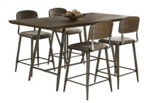 Adams 5-piece Counter Height Dining Set