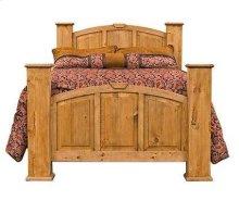 Queen Mansion Bed