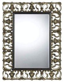 Ormond rectangular polyurethane beveled mirror