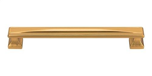 Wadsworth Pull 7 9/16 Inch - Warm Brass