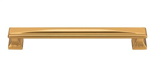 Wadsworth Pull 7 9/16 Inch - Warm Brass
