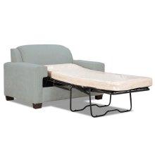 Aqua 1 1/2 Chair Sleeper